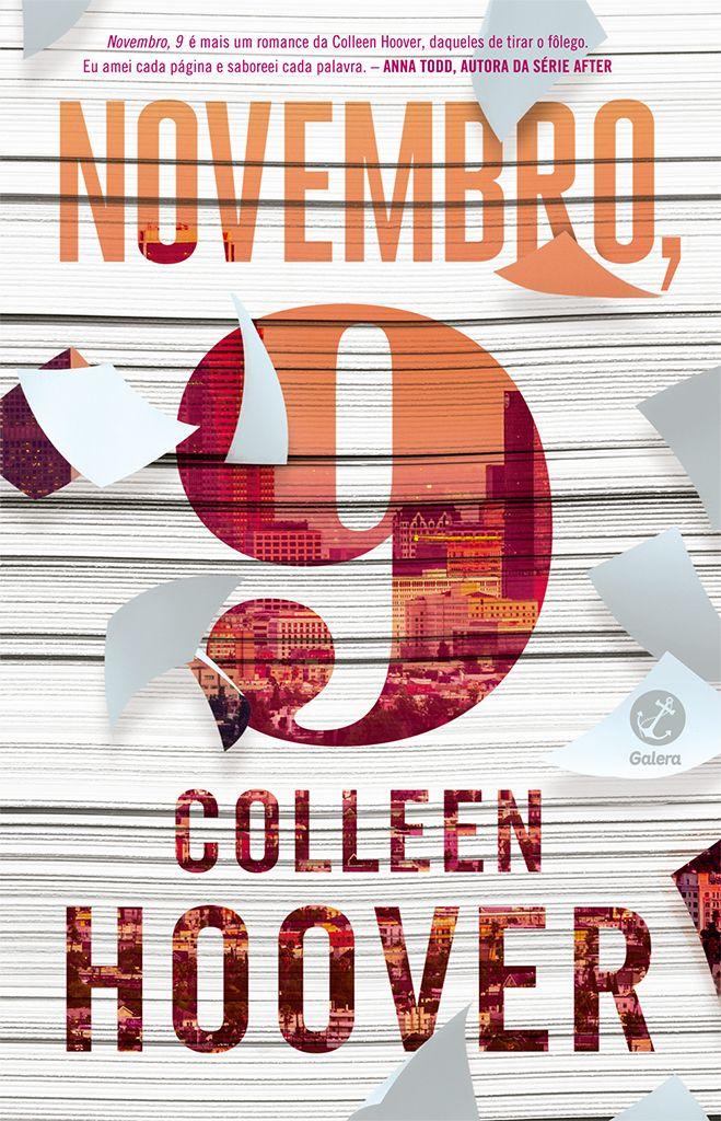 Novembro 9 (November 9) - Colleen Hoover - #Resenha   OBLOGDAMARI.COM