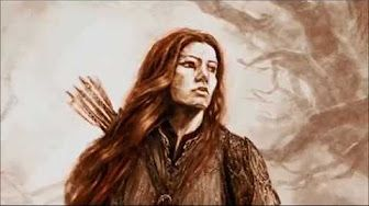 TAURIEL - Daughter of The Forest Part 2 - YouTube