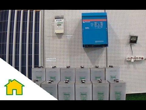 Como calcular un panel solar (muy facil), calculo de paneles fotovoltaicos - YouTube