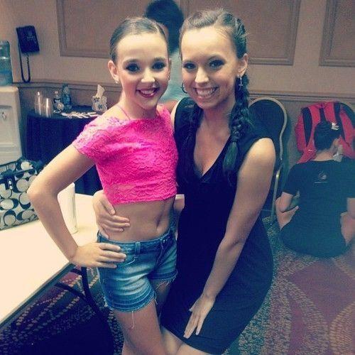 Kendall Vertes and Payton Ackerman