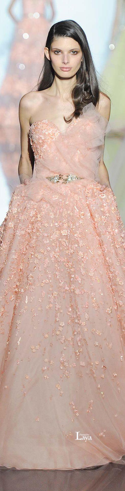 Zuhair Murad* Spring 2015 Couture
