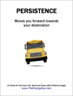 The Energy Bus | Poster Download