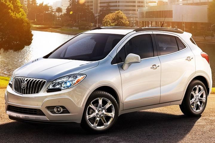 Buick Encore 2013, one of the best, coolest and cheapest luxury SUV for under $25000!