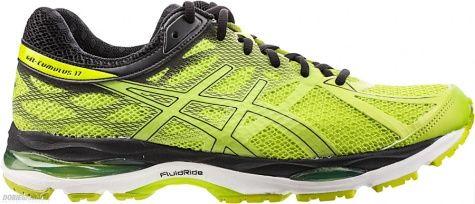 buty do biegania męskie Asics GEL-CUMULUS 17 LITE-SHOW 0404 Flash Yellow
