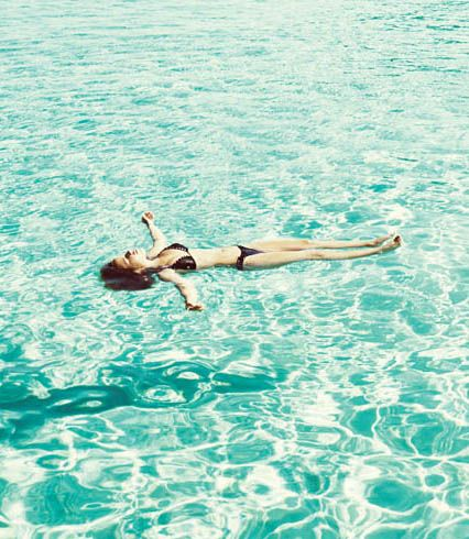 Swim in the deep blue waters of #Peloponnese!