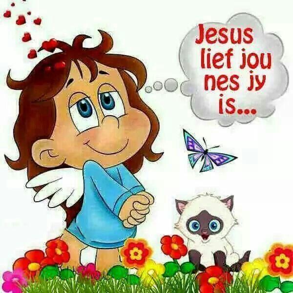Jesus liefde