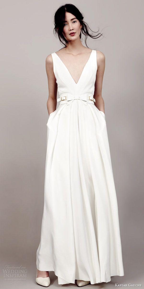 Kaviar Gauche 2015 Wedding Dresses: Papillon D'Amour Collection