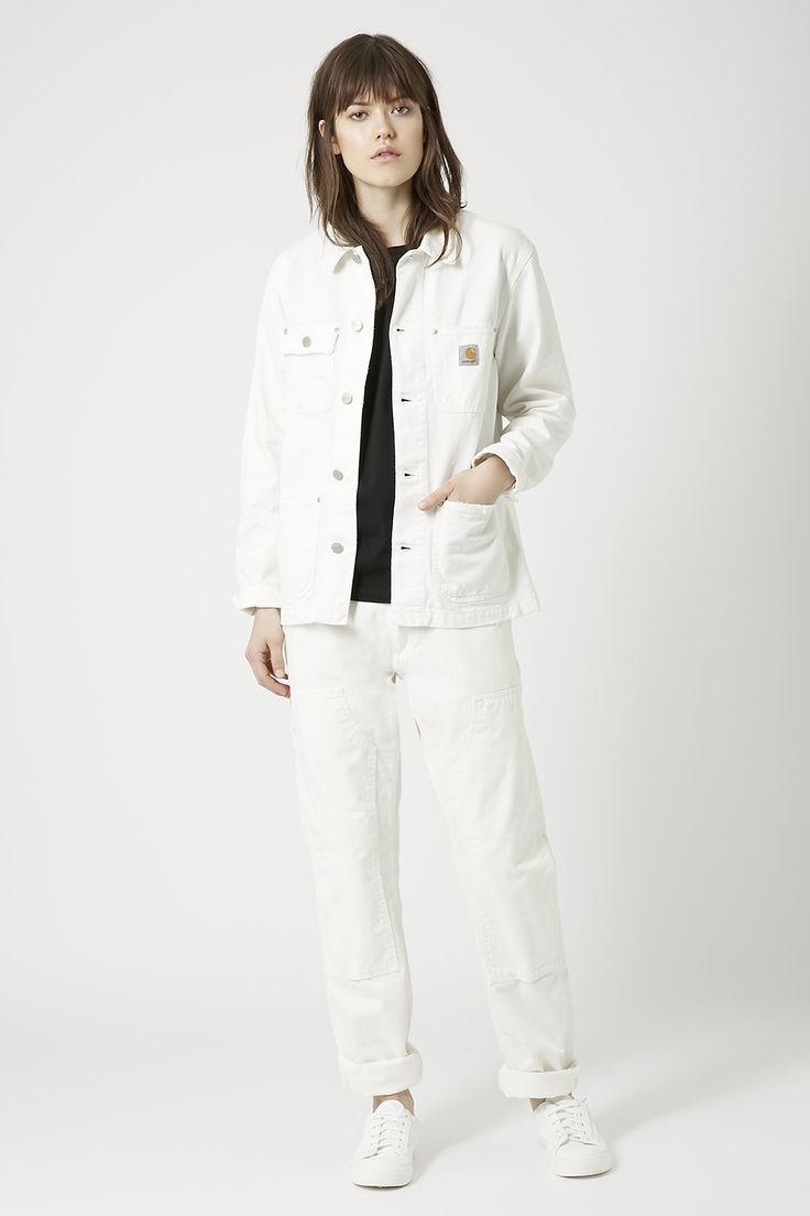 Photo 2 of White Worker Jeans by Carhartt