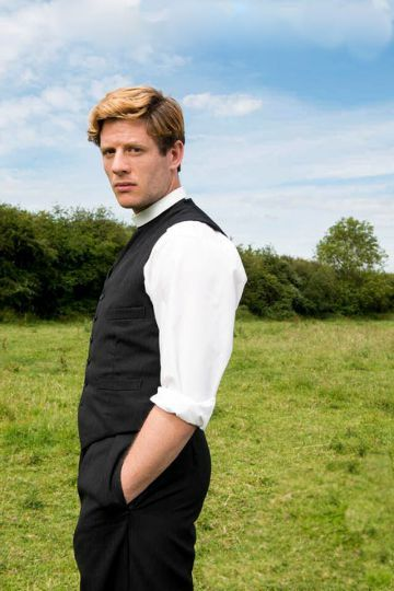 Grantchester   Vicaire Sidney Chambers (James Norton)