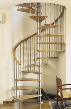 Best 25 escaleras en espacios reducidos ideas on for Escaleras para espacios pequenos