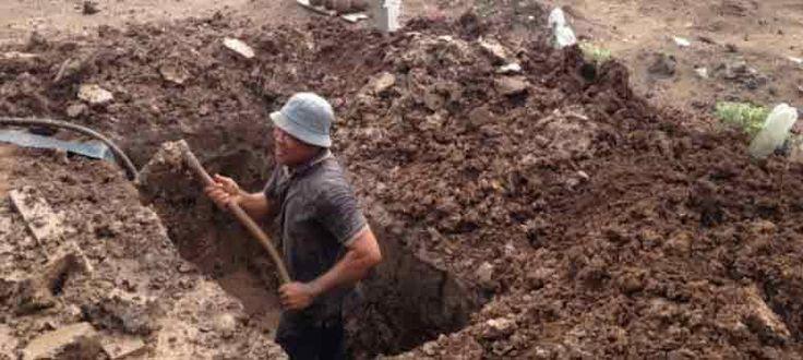 Kisah Nyata Si Penggali Kubur