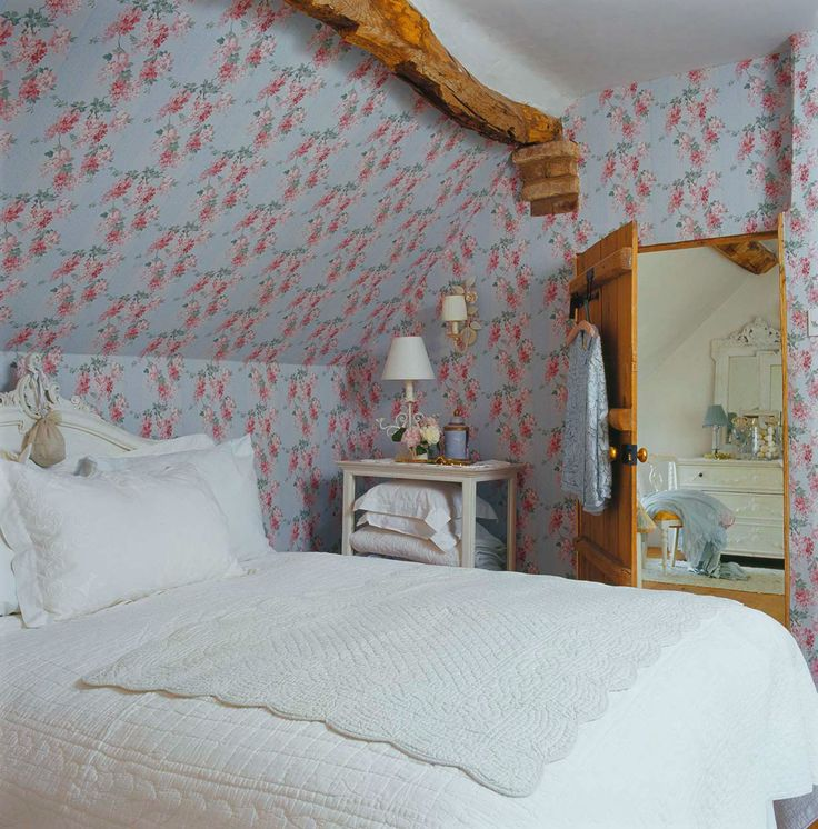 Owner , Debbie Johnson has created an inspirational country cottage.Styling Debbie Johnson