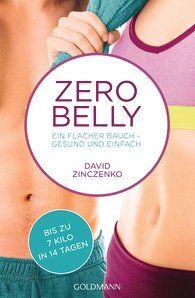 David Zinczenko – Zero Belly: Warum sind manche Menschen scheinbar mühelos schlank und anderen will das einfach nicht gelingen? Das Geheimnis steckt in den Genen. David Zinczenko zeigt in seinem aktuellen Buch, wie man Fettspeicher-Gene deaktiviert. Mit dem 14-Tage-Plan zur richtigen Ernährung und gezielten Fitnesstrainings kommt so jeder zu einem flachen und straffen Bauch!