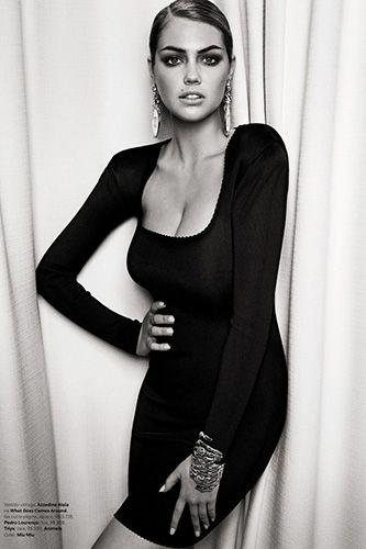 Kate Upton's most gorgeous photoshoot yet