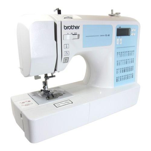 Brother FS 40 machine à coudre offre spécial  Livraison gratuite et rapide. Matri