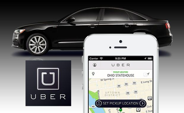 Uber partners with Spotify