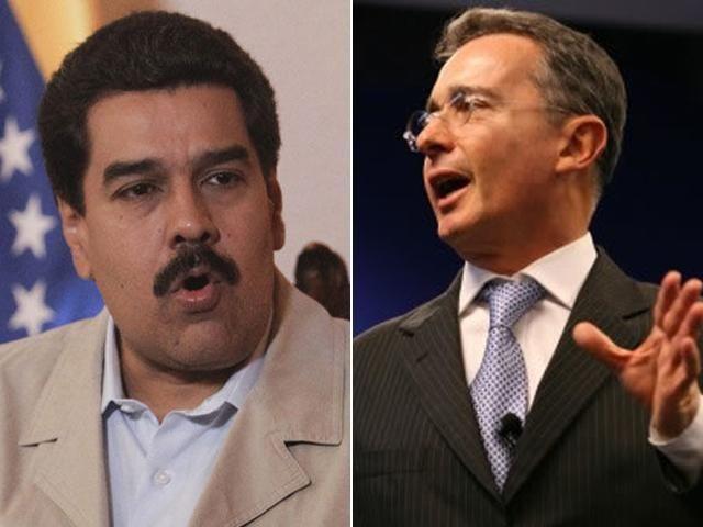 Nicolás Maduro y Álvaro Uribe se enfrentan en Twitter - Cachicha.com