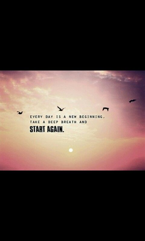 Start Again x
