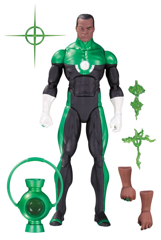DC Comics Icons figurine Green Lantern John Stewart (Mosaic) DC Collectibles