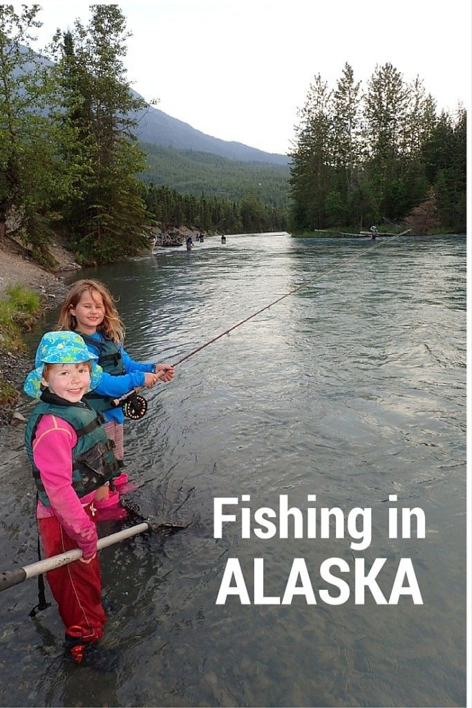 Get Hooked on Salmon Fishing in Alaska - Traveling Mom