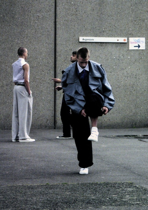 Raf Simons F/W 2005