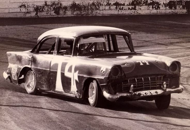 Tony Seville's EK Holden Liverpool Speedway