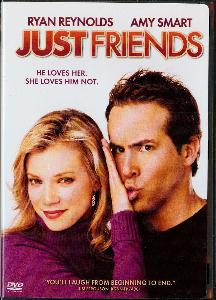 Just Friends (DVD, 2006) Great Shape Ryan Reynolds Anna Faris Amy Smart