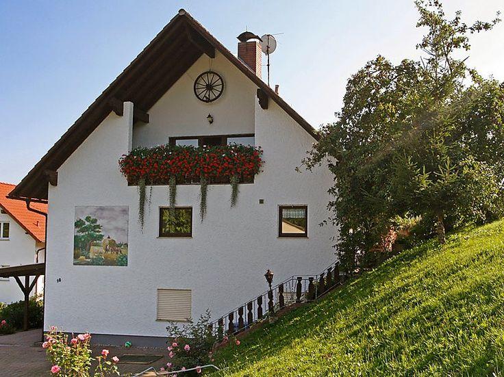 Hartmann in Odenwald, Reichelsheim apartment, Odenwald, Germany.