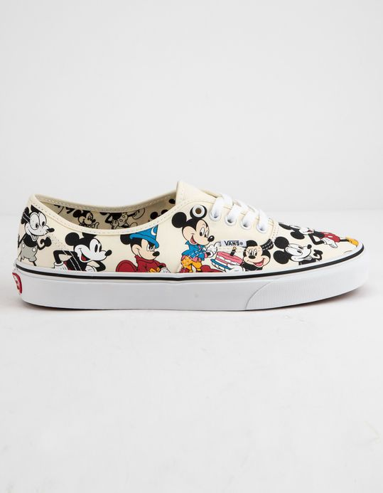 9db38f8b16 Details about Disney Vans Mickey Mouse 90th Anniversary Birthday ...