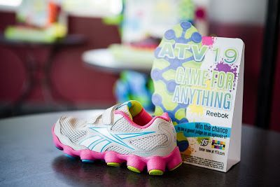 Reebook Kids ATV19 Girls 2 Reebok ATV19 for Kids Review and Giveaway