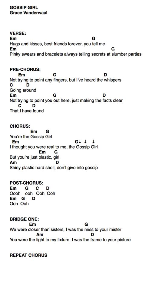 Folkin Around Chords Gallery - piano chord chart with finger positions