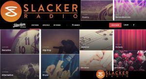 Slacker Radio Free Internet Radio Join/Login Free Online