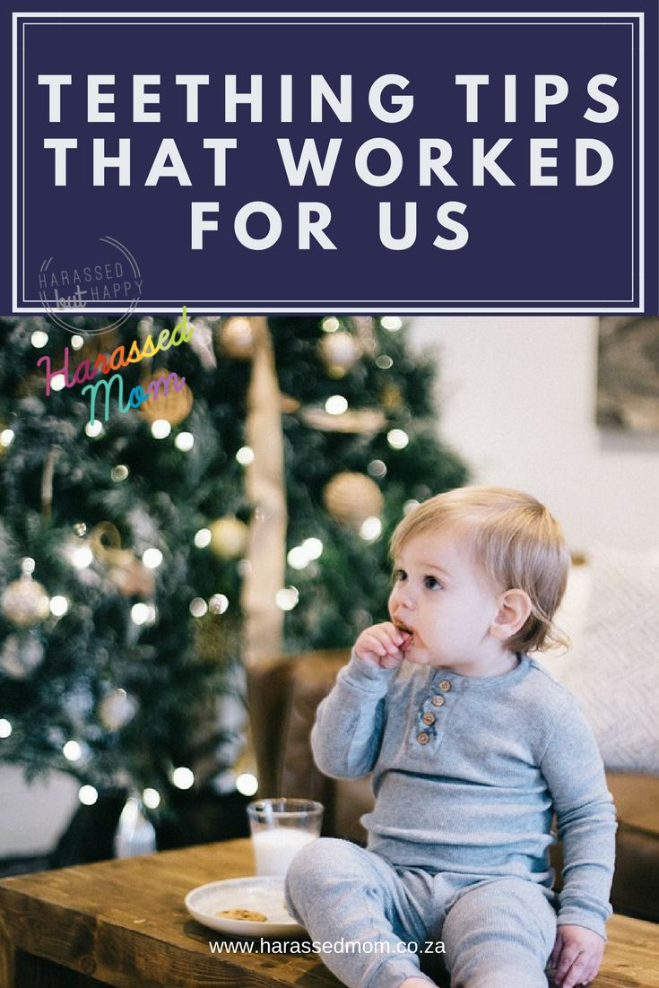 Teething never get easier. It is a tough time for little ones and moms. These tips worked for us, maybe they will work for you. #harassedmom #teething #toddlers #babylife #parenting #momblogger