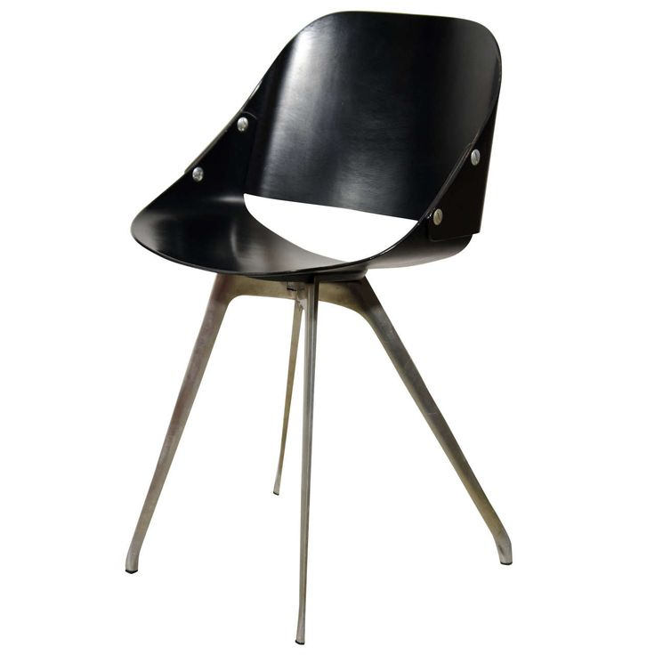 "Roger Tallon ""Wimpy"" Chair"