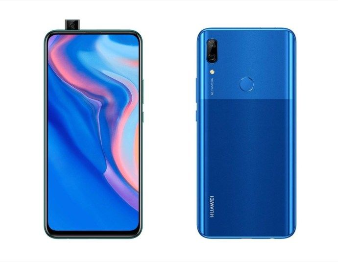 Huawei P Smart Z Zeigt Sich Erstes Modell Mit Pop Up Kamera Pop Kamera Pop Up