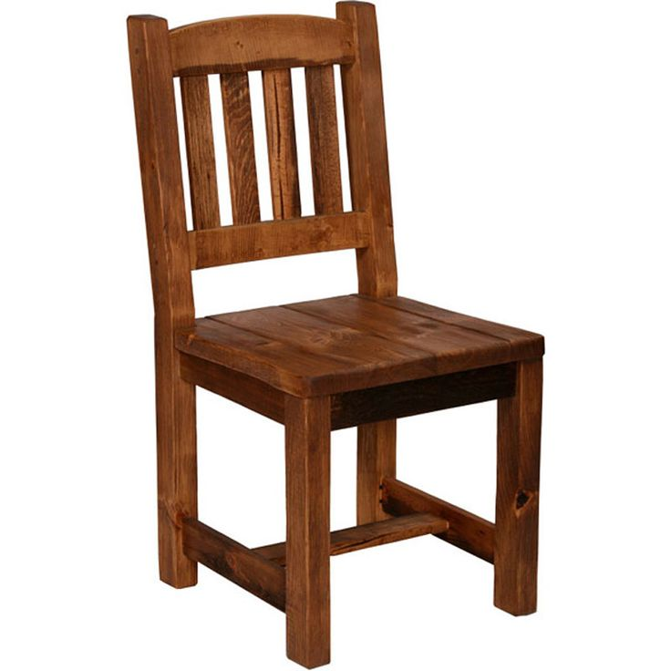rustic wooden chairs - Google Search