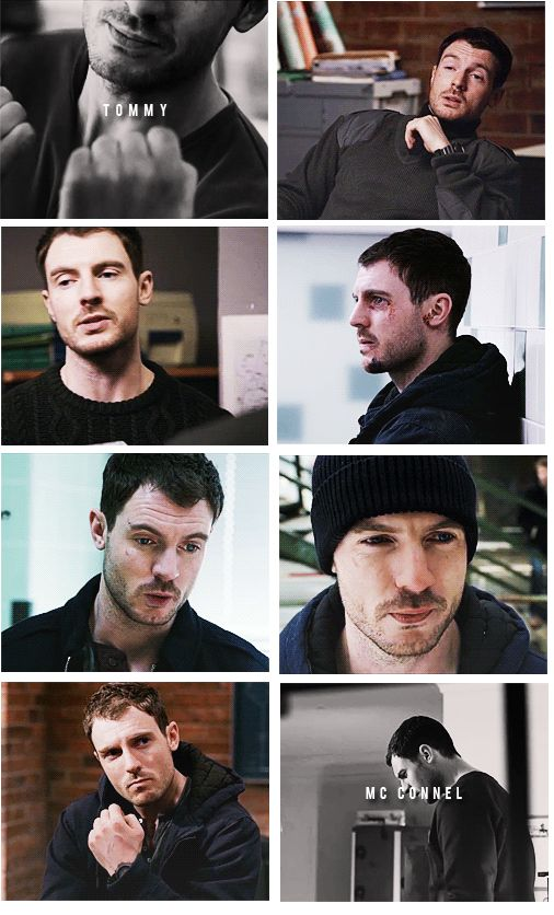 Bruv...Listen... #Tommy #CrossingLines #RichardFlood