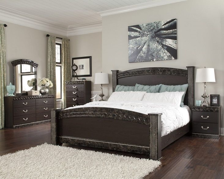Amazing Shop For The Signature Design By Ashley Vachel King Bedroom Group At  Furniture Mart Colorado   Your Denver, Northern Colorado, Fort Morgan,  Sterling, ...