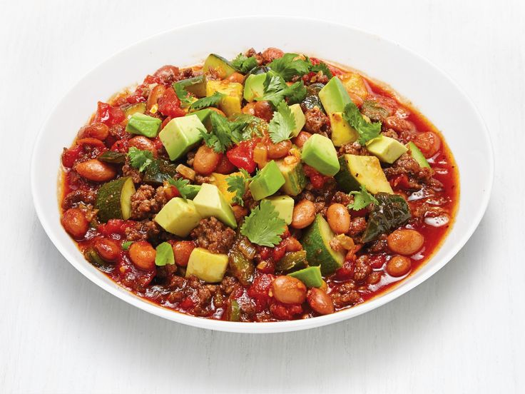 The 25 best chili recipe food network ideas on pinterest simple beef and summer squash chili chili recipe food networklight forumfinder Images