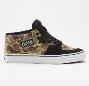 scarpe vans primavera estate 2013 uomo camouflage