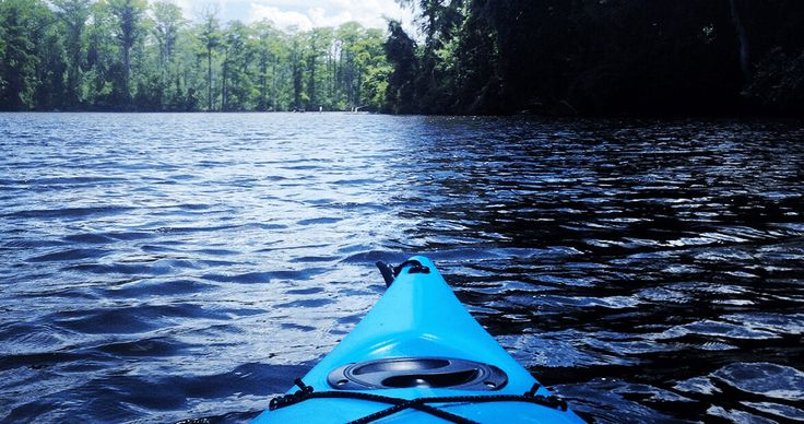 Explore the road — or river — less traveled with these five lesser-known kayaking spots from the mountains to the coast in NC.
