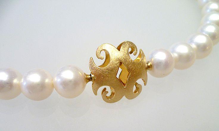 Gelbgold - Ornament - Goldschmiede Einklang Hilden