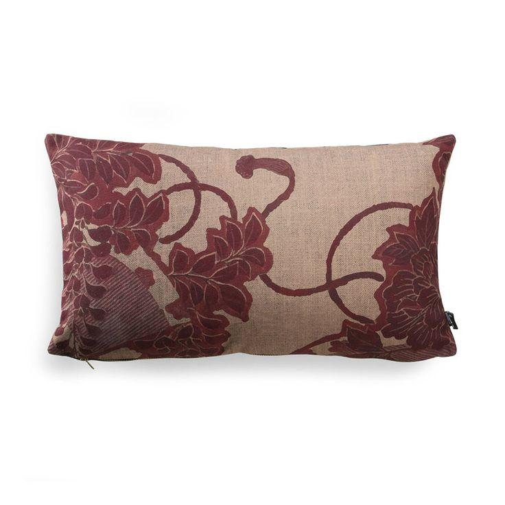 HKliving   printed cushion osaka (35×60)