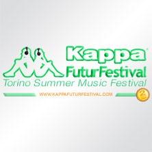 Kappa FuturFestival - Dagli autori di Movement Torino Music Festival nasce Kappa FuturFestival. Sabato 30 giugno e domenica 1 luglio 2012, da mezzogiorno a mezzanotte al Parco Dora di Torino, si esibiranno i migliori artisti della scena musicale contemporanea per un incredibile...