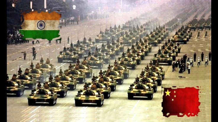 2016 INDIA vs CHINA Military Power Comparison - Full Documentary Video
