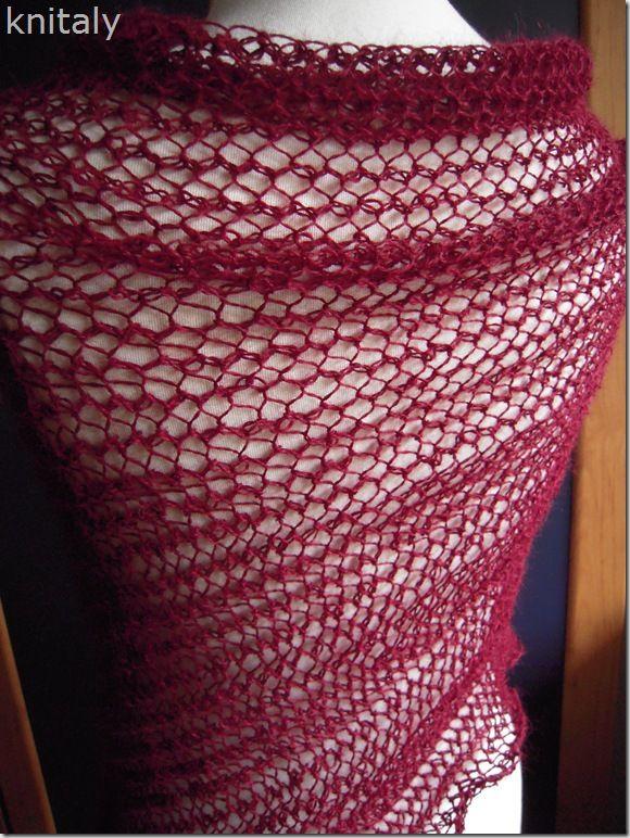 shawl (in english)