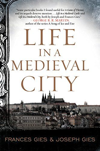 Life in a Medieval City by Frances Gies https://www.amazon.com/dp/0062415182/ref=cm_sw_r_pi_dp_CckDxb5EQ54WH