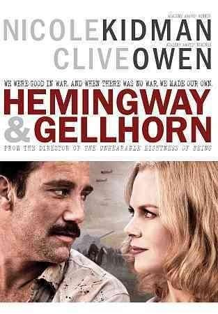 A 1936 meeting between novelist Ernest Hemingway and war correspondent Martha Gellhorn sparks a nine-year relationship dominated by a volatile romance that nearly rivaled the combat zones into which t