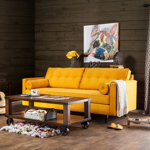 17 Best Ideas About Gold Sofa On Pinterest