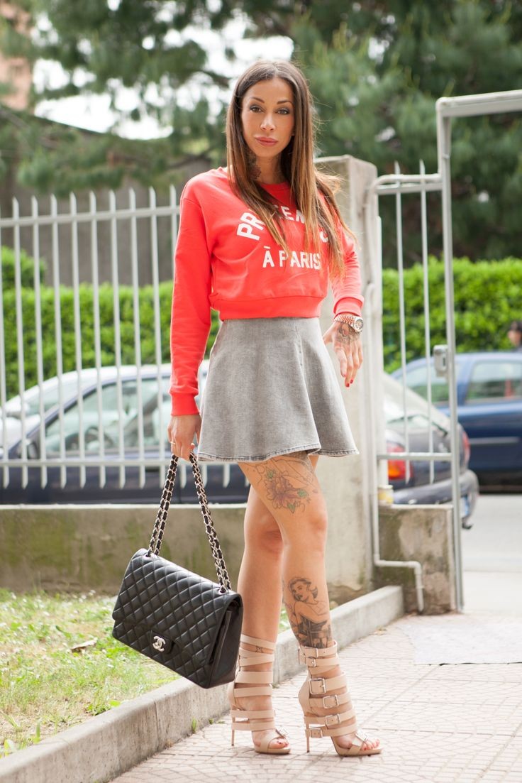 new post on my blog http://www.rosastyle.com